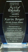 Karin Award